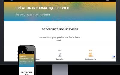 Coulisses de la réalisation du nouveau site App 'n' Web